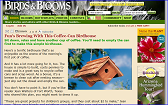 Coffee-Can Birdhouse