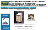 FREE WOODWORKING PLANS - BIRD HOUSE