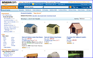 Doghouses at Amazon