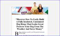 How To Build A Dog House - Insulated Dog House Plans
