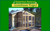 The RunnerDuck Greenhouse Project, step by step instructions.