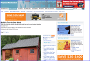 shed popular mechanics here s a handsome colonial style storage shed