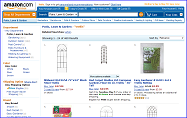 Trellis kits at Amazon